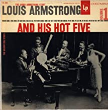 Louis Armstrong - And His Hot Five - Volume 1 - Columbia - CL 851 - Canada - VG++/VG++ LP
