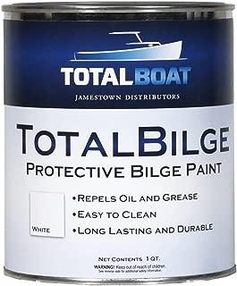 TotalBoat TotalBilge Paint (Gray, Quart)