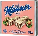 Original Rezeptur seit 1898 Original Süßwarenspezialität aus Wien Der Klassiker aus dem Hause Manner Ohne künstliche Farbstoffe und ohne Konservierungsmittel