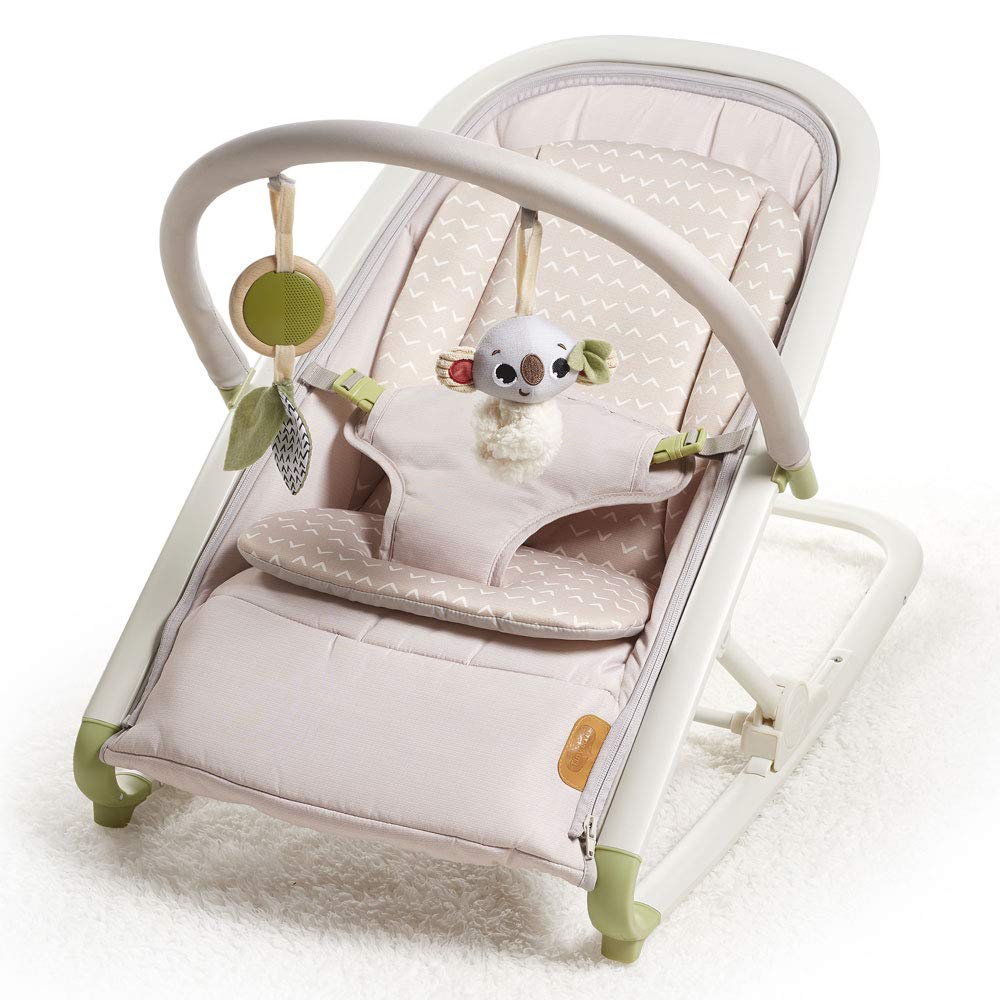 Babyliege - geeignet für Babys ab der Geburt bis zu 9 kg