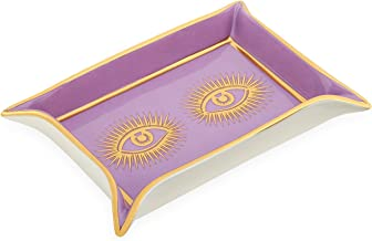 Jonathan Adler Women's Eyes Valet Tray