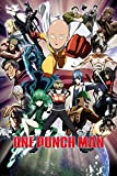 Close Up One Punch Man Poster Collage (61cm x 91,5cm) + 2