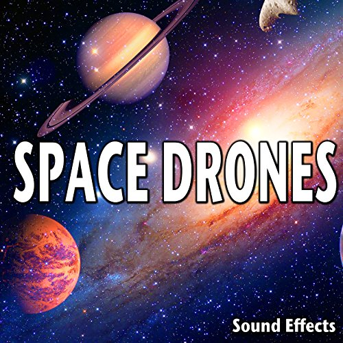 Spinning Heavy Bass Space Drone