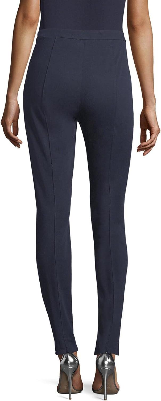 St. John Womens Navy Skinny Wear to Work Pants Size 0