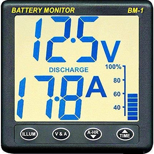 Nasa Batteriemonitor BM-1+/12 V