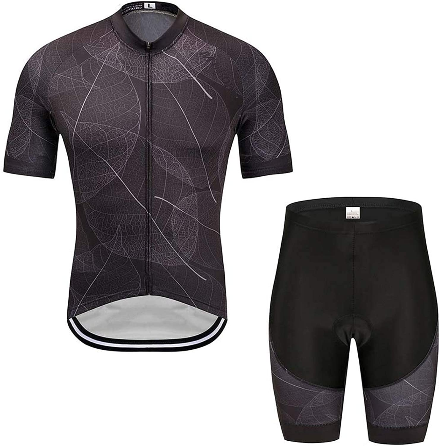 Cycling Jersey, Biker Shorts for Women Men Relaxed Fit Breathable Waterproof Jersey Men, for MTB Road Bicycle Outdoor Sports,XS