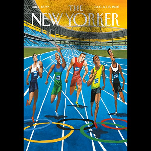 The New Yorker, August 8th and 15th 2016: Part 1 (Sam Knight, Jill Lepore, Steve Coll)                   By:                                                                                                                                 Sam Knight,                                                                                        Jill Lepore,                                                                                        Steve Coll                               Narrated by:                                                                                                                                 Todd Mundt                      Length: 1 hr and 44 mins     Not rated yet     Overall 0.0