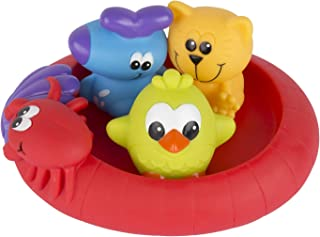 Playgro Splash and Float Friends - Fully Sealed