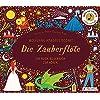 Wolfgang Amadeus Mozart. Die Zauberfloete: Ein Musik-Bilderbuch zum Hoeren mit 10 Soundmodulen