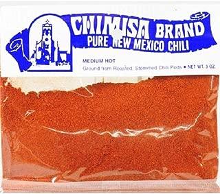 Chimisa Brand Medium-Hot New Mexico Red Chili Powder, 3 Ounces