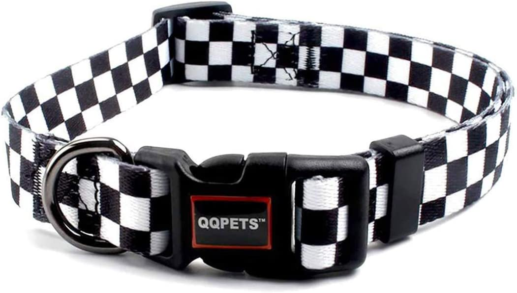 QQPETS Dog Collar Personalized Adjustable Limited time trial price Basic Choice Com Collars Soft