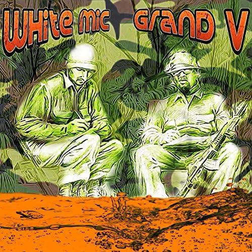 White Mic & Grand Visitor