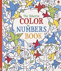 usbornes color by number book