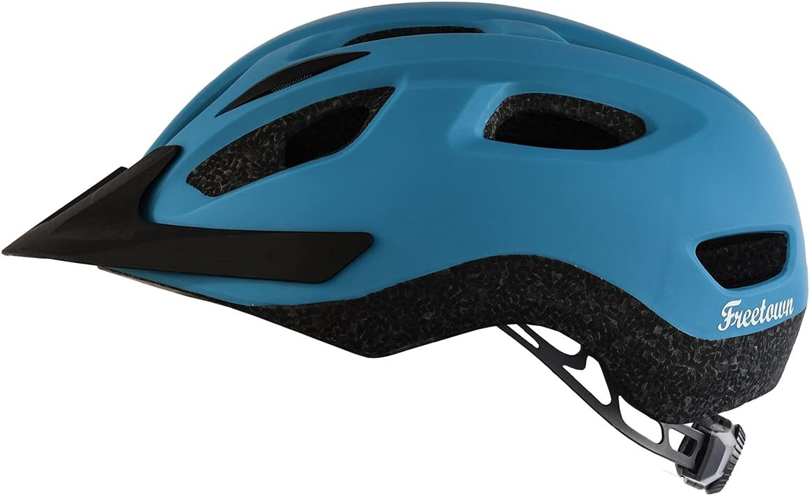 Freetown Universal Adult Helmet In Grey  Integrated Wth MIPS™ Brain Protection