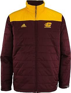adidas Men's NCAA Climastorm Team Logo Transition Jacket, Team Variation