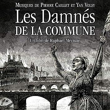 Les damnés de la Commune (Bande originale du film)