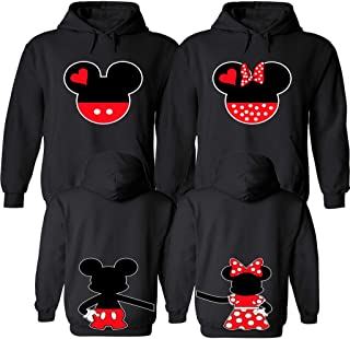 Matching Family Hoodie Sets - Matching Outfits for Couples (Priced for 1 Hoodie)