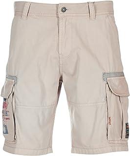 NASKO Shorts Hombres Beige - EU 38/40 (US