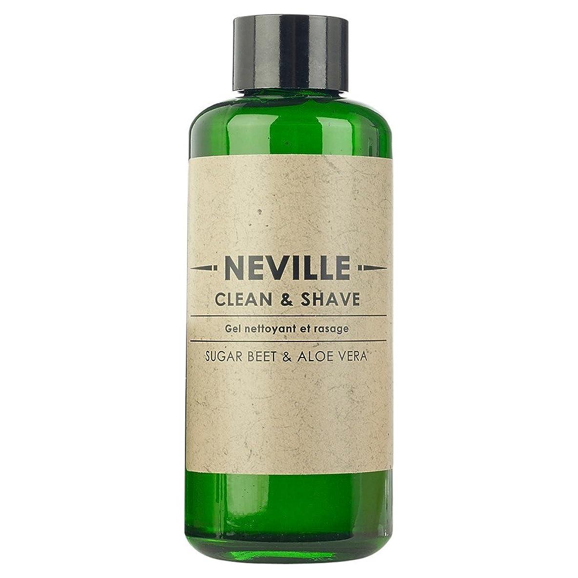 バスケットボールダイアクリティカル根拠1クリーンで剃る200ミリリットルでネヴィル2 (Neville) - Neville 2 in 1 Clean and Shave 200ml [並行輸入品]