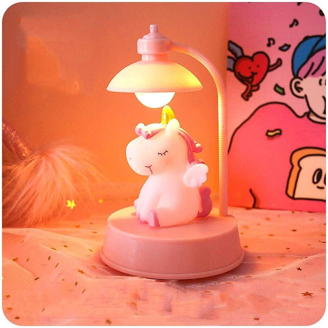 役割独裁行き当たりばったりLEDナイトライト LEDミュージックナイトライトかわいい動物の女の子の寮のベッドサイドデコレーション女の子の雰囲気ランプ LEDナイトライト (Color : C)