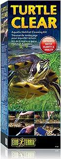Exo Terra Kit de Limpieza Turtle Clear