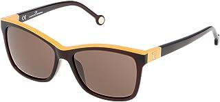 526ab5b9a8 Carolina Herrera SHE598550958 Gafas de sol, Multicolor, 55 para Mujer