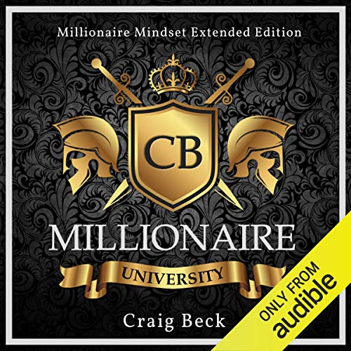 Millionaire University  By  cover art