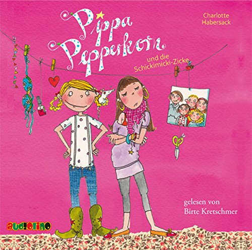 Pippa Pepperkorn und die Schickimicki-Zicke Titelbild