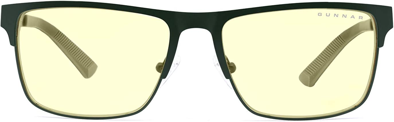 Blue Light Glasses Pendleton Limited Special Price Moss Patented Some reservation 6 Amber by GUNNAR
