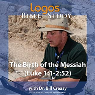 The Birth of the Messiah (Luke 1: 1-2: 52) audiobook cover art