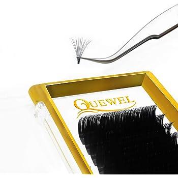 Volume Eyelash Extensions 0.07 D Curl 8-15mm Mix Premade Fans 2D-20D Easy Fan Lash Self Fanning|0.03/0.05/0.07/0.10/0.12 C/D Single 8-25mm Mix 8-15 9-16 15-20 20-25|(0.07 D Mix-8-15mm)