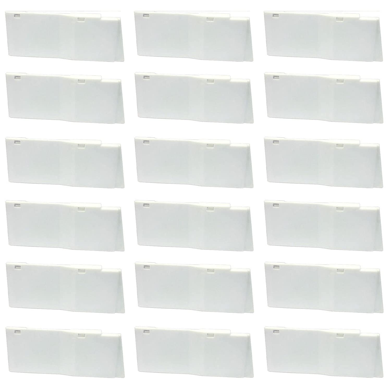 Dixie Narco Dealing full price reduction 20oz Bottle Shims for Front Machi Vending Glass 5591 Industry No. 1