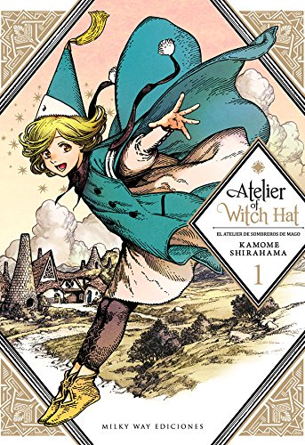 Atelier of Witch Hat 1