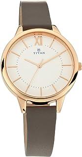 Titan Neo Analog White Dial Women's Watch