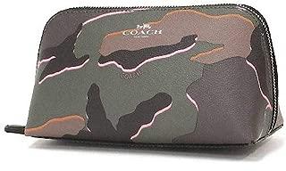 Coach Wild Camo Cosmetic Case 17 F31625
