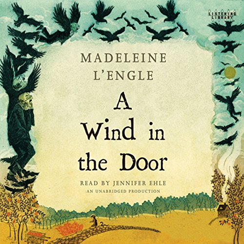 A Wind in the Door audiobook cover art