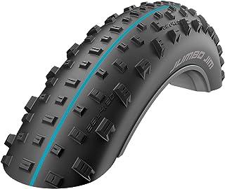 Cicli Bonin Schwalbe Jim Addix Spgrip TL Easy Neumáticos de Piel de Serpiente, Color Negro, Talla única