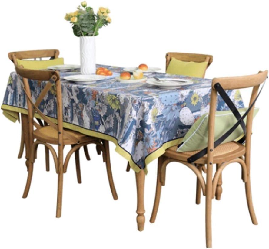 waterproof tablecloths Table Cloth Dustproof D American Printing Industry No. 1 Ranking TOP5