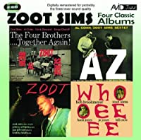 Four Classic Albums - Zoot Sims by Zoot Sims (2010-05-11)