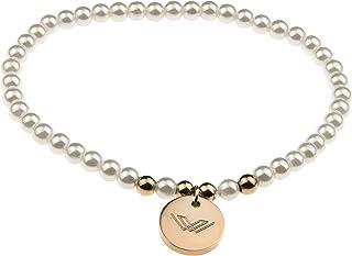 Victoria Walls Women's Pearl Bracelet - VB1070G