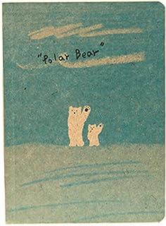 Notepad الرجعية رسمت باليد كتاباتي مذكرات دفتر كتابات الكتابة على الجدران هذه الصفحات البيضاء كتاب المفكرة القرطاسية Exerc...