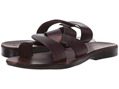 Jerusalem Sandals Emily (Brown) Women