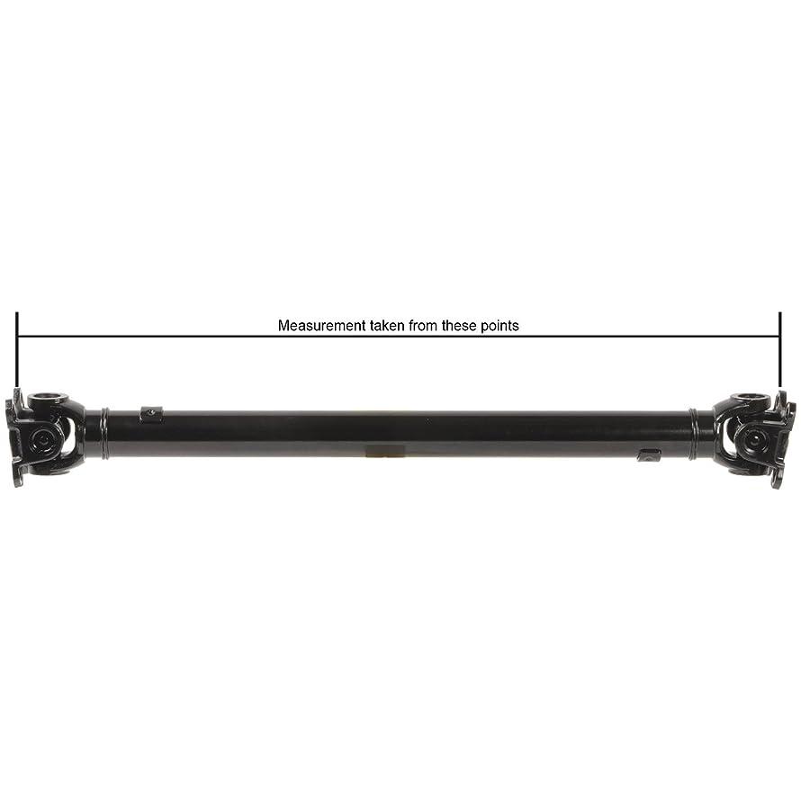 A1 Cardone 65-7000 Remanufactured Prop Shaft, 1 Pack