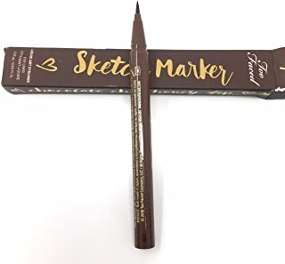 Too Faced Sketch Marker Liquid Art Eyeliner (Espresso)