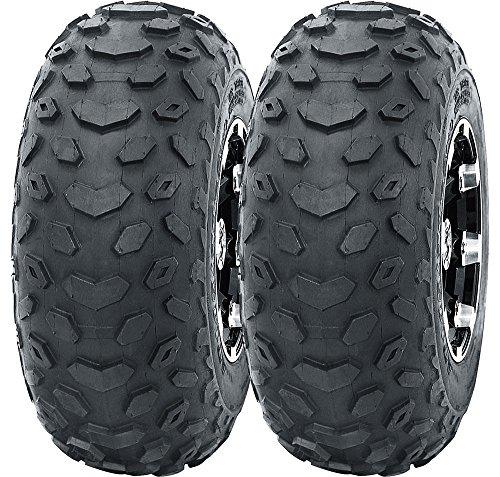 2 New WANDA Sport ATV Tires 19x7-8 4PR - 10038