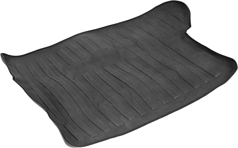 Qiilu Car Cargo Liner Floor Mat PVC Seasonal Wrap Introduction Trunk M Tray Boot Ranking TOP12