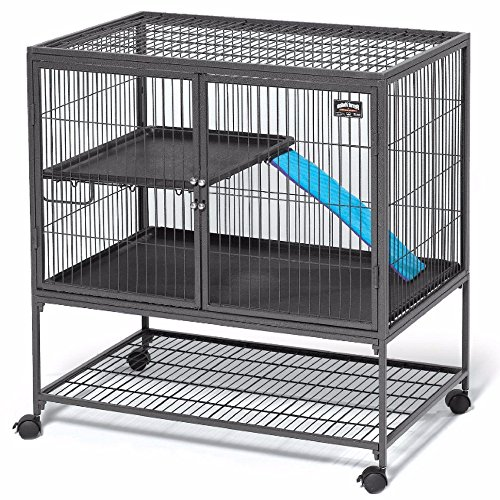 Large Guinea Pig Habitat With Removable Tray Plus Pet Hamster Cage Best Large Crate Ferret Rabbit Bunny Mouse Chinchilla Rat Squirrel Metal Home Homey Small Animal Bedding Indoor And eBook By NAKSHOP