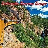 Colorado Narrow Gauge Railroads 2021 Wall Calendar