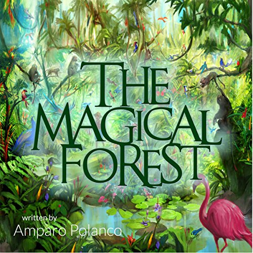 The Magical Forest audiobook cover art