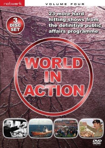 Preisvergleich Produktbild World in Action - Volume 4 [DVD] [UK Import]